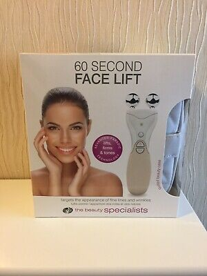 RIO 60 Second Face Lift Facial Toner For Fine Lines And Wrinkles • 59.99£