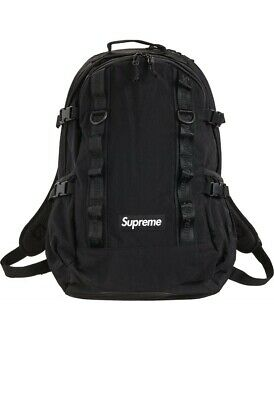 $ CDN291.06 • Buy New Supreme Backpack FW20 Black - DS - 100% Authentic