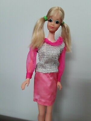 $ CDN35 • Buy Vintage Barbie PJ Doll In Movie Groovie #1806