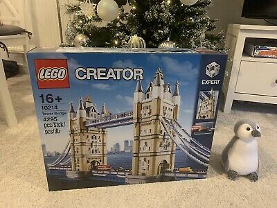 LEGO Creator Tower Bridge (10214) New And Sealed Retired And Rare • 315£