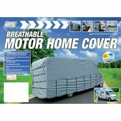 Maypole MP9426 Breathable 4Ply Motor Home Grey Cover Fits 7.5m To 8.0M • 174.95£