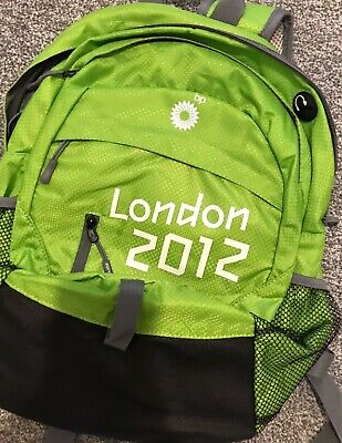 Backpack London Olympics 2012 • 8£