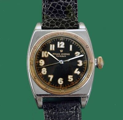 $ CDN4007.56 • Buy  Vintage 1933 ROLEX Oyster Viceroy Antique Watch Reference 3359