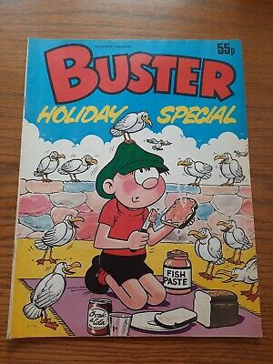 Buster Comic Holiday/Summer Special 1983 • 2.99£
