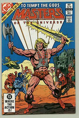 $20 • Buy Masters Of The Universe (DC)1,2.(Marvel)1,2,3,11,12,13. Motion Picture 1 HE-MAN
