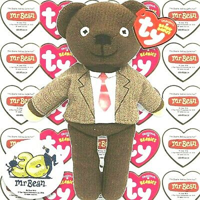£9.49 • Buy Official *Mr Bean Teddy Bear* - Licensed Product By TY UK Ltd.