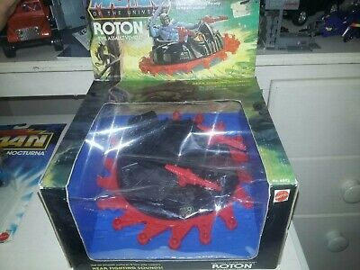 $140 • Buy Masters Of The Universe Roton EVIL Assult Vehicle 1983 MISB Sealed Mattel #4892