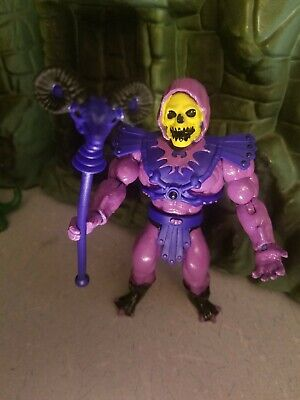 $17.85 • Buy Masters Of The Universe Skeletor Origins Action Figure Custom With Havoc Staff