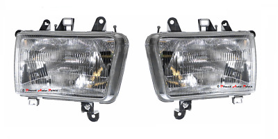 AU188 • Buy *new* Head Light Lamp Suit Toyota Hilux Surf 130 4 Runner 1991-1997 Pair Lh + Rh