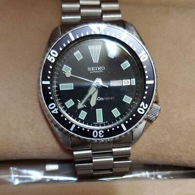 $ CDN708.03 • Buy Seiko 6309-7290 Vintage Diver Day Date Automatic Mens Watch Authentic Working