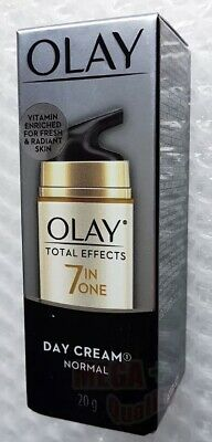 AU15.95 • Buy Olay Total Effects 7-in-1 Anti-Ageing Day Cream Younger Looking # Normal 20 G.