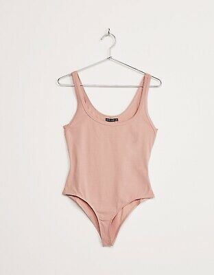 AU9 • Buy Bershka Strappy Bodysuit - Size Small - In Great Condition