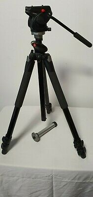 AU250 • Buy Manfrotto 055xprob Tripod With Manfrotto 701HDV Fluid Head