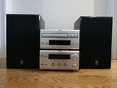 Yamaha Cdx-e400 Rx-e400 & Nx-e400 Music System In Full Working Order  • 80£