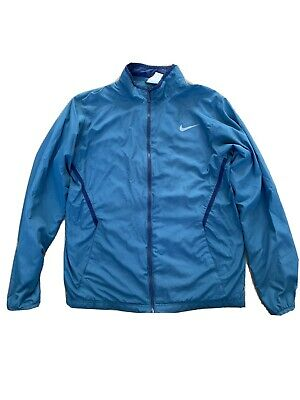 Nike Zip Up Track Top Uk Size Small Used No Tags Green Colour • 2.20£