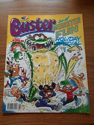 Buster And Monster Fun Comic Holiday/Summer Special 1991 • 2.99£