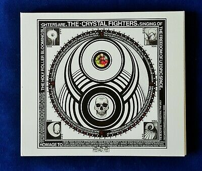 The Crystal Fighters – Cave Rave Cd – Used Like New • 2.40£