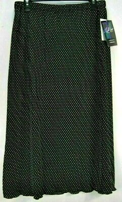Russell Kemp For Catherine Women XO (30X33) A-Line Skirt Polka Dot Polyester     • 17.76£