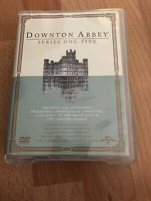 Downtown Abbey The Complete Boxset (series 1-5) • 3.33£