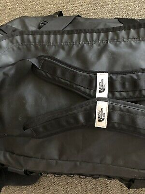 The North Face Base Camp Duffel Waterproof Travel Bag (Size L) Black • 41£