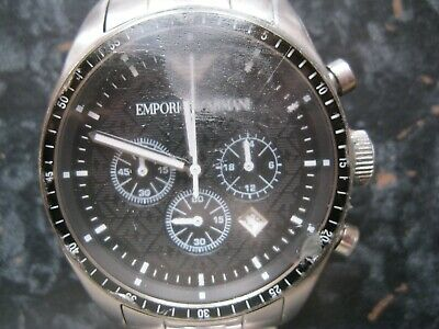 Armani Watch Links, And Watch. 0585 UPDATE • 26£