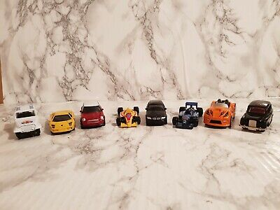 Realtoy & WellyToy Car Collection 1/40 Scale: 8 Cars - Black Cab, Mini, BMW • 1£
