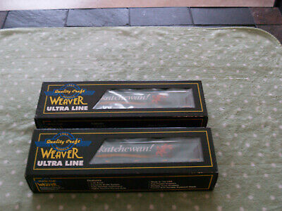 $ CDN50 • Buy Weaver Ultra Line O Scale2 Rail Saskatchewan Centerflow Hopper Pair