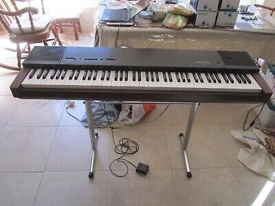 AU349.99 • Buy  YAMAHA  ELECTRIC PIANO PF15 With Stand And Sustain Pedal  In Working Condition