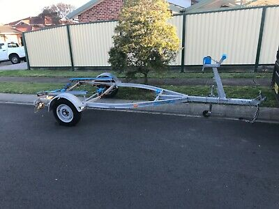 AU355 • Buy Boat Trailer - Quakers Hill Nsw