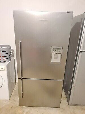 AU590 • Buy Extra Large Fisher Paykel Fridge Freezer 519 Litres ( Free Delivery )