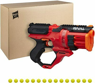 AU85 • Buy NERF Rival Roundhouse XX 1500 RED - Brand New