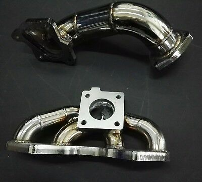 AU299 • Buy CT9 Exhaust Manifold Downpipe For Toyota Starlet GT Glanza 4EFTE EP82 /EP91