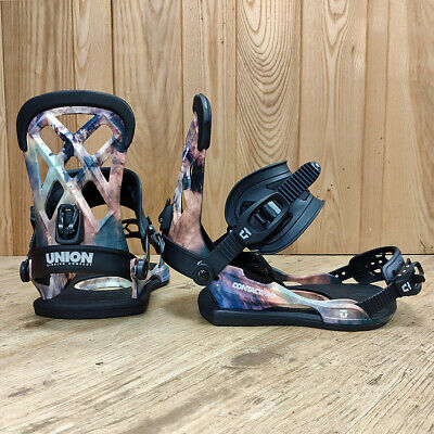 NEW Union Contact Pro 2021 Bindings Space Dust • 160.65£