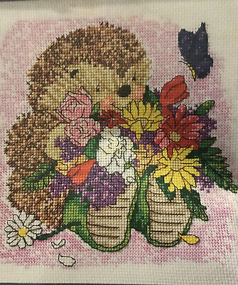 "Country Companions Cross Stitch Chart ""Pretty Flowers"" • 2.50£"