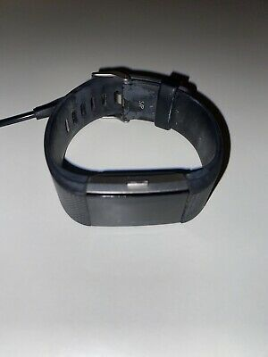 $ CDN40 • Buy Fitbit Charge 2 Wristband Activity Tracker, Small - Black