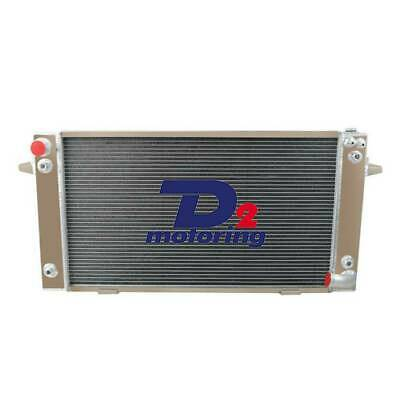 AU199 • Buy 4Row Aluminum Radiator For Landrover Discovery Series 1/Range Rover 1992-95 3.9L