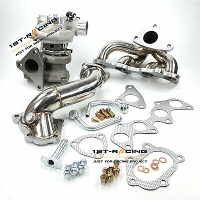 AU638.26 • Buy Fit Toyota EP82 EP85 EP91 4EFTE Starlet 1996-99 Turbo 49377-04300 +Manifold+Pipe