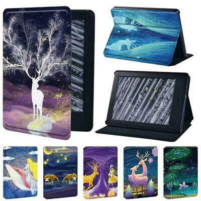 For Amazon Kindle 8th 10th Paperwhite 1/2/3/4 - Painting Tablet Stand Cover Case • 7.99£