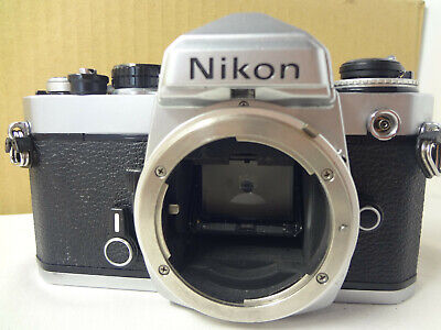 £53.33 • Buy Nikon FE 35mm SLR Camera Light Seal Renew From Japan Excellent+++ Condition 2651
