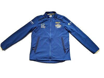 Leeds Rhinos 19/20 Training Jacket 'Medium' Worn Once • 18£