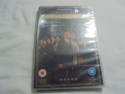 Christmas At Downtown Abbey DVD (Sealed) • 3.55£