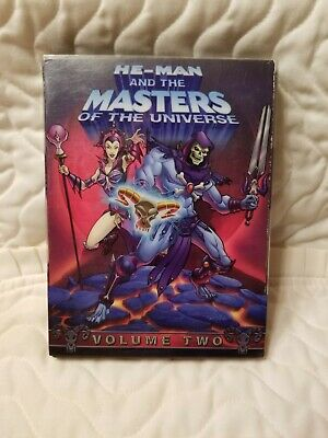 $4 • Buy He-Man Snd The Masters Of The Universe Volume Two DVD