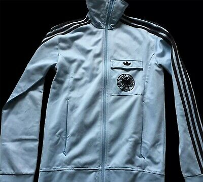 Adidas Original Vtg Retro Germany Track Jacket S • 43.71£