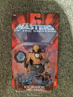 $15 • Buy MOTU, Ice Armor He-Man, Masters Of The Universe. 200X