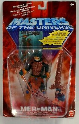 $28.95 • Buy Masters Of The Universe MOTU 200X Mer-Man 6  Action Figure