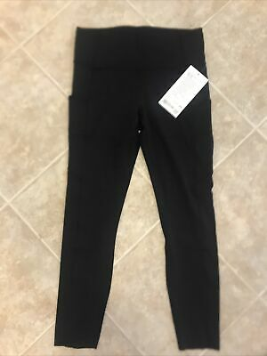 """$ CDN96.60 • Buy NWT Lululemon Fast And Free HR Tight 25"""" Size 8"""