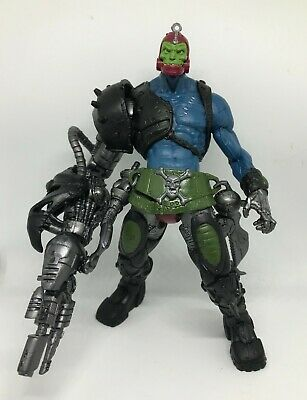 $24.99 • Buy MOTU 200X Masters Of The Universe Trapjaw Loose Mattel COMPLETE