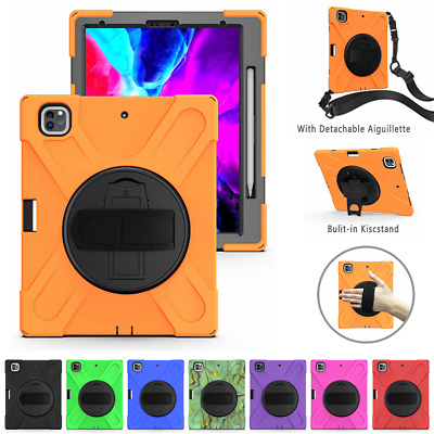 AU53.99 • Buy For IPad Air4 10.9 Pro 12.9 11 Inch 2020/2018 Case Shockproof Heavy Duty Cover