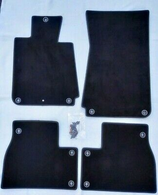 $165 • Buy Bmw E30 M3 Set Floor Mats Anthrazit, Brand New, Made In Germany, 51471911407