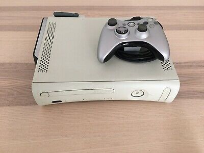 AU15 • Buy Xbox 360 Console White With Controller 120GB HDD And WiFi Dongle